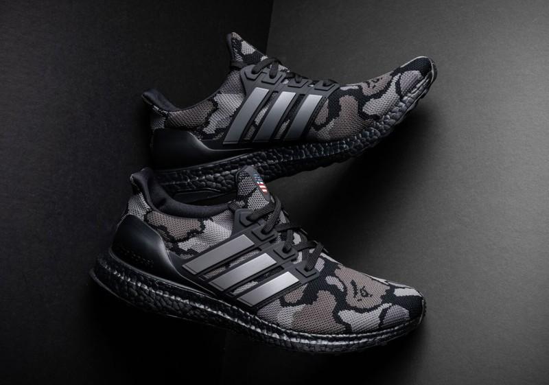 BAPE x Adidas Ultra Boost 8