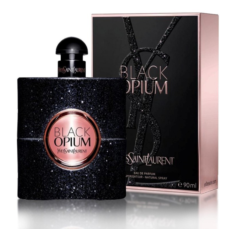Black Opium by YSL Review 2