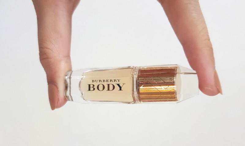 Body by Burberry Review 1