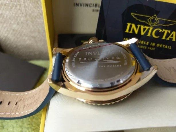 Invicta Pro Diver Men's 22076 Watch - Case Back