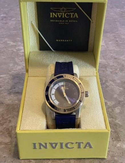 Invicta Specialty Men's 12847 Watch - In Box