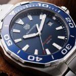 TAG Heuer Aquaracer Men's WAY101C.BA0746 Watch