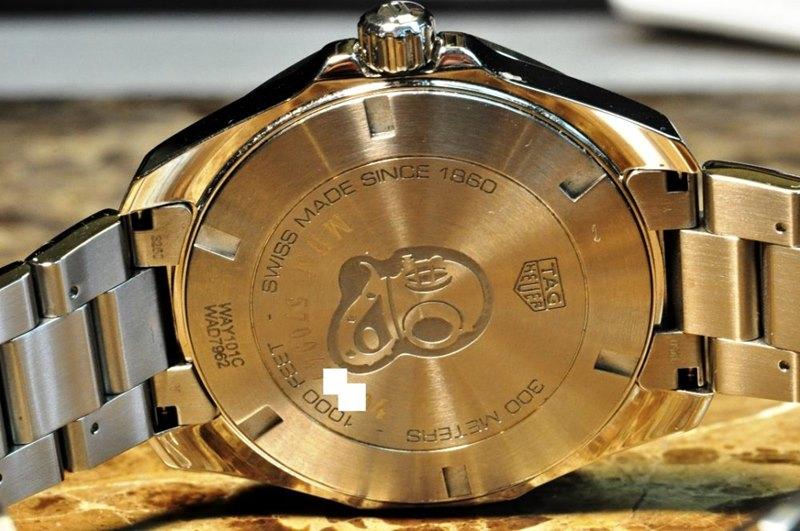 TAG Heuer Aquaracer Men's WAY101C.BA0746 Watch - Case
