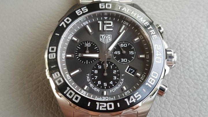 TAG Heuer Formula 1 Men's CAZ1011.FT8024 Watch - Case