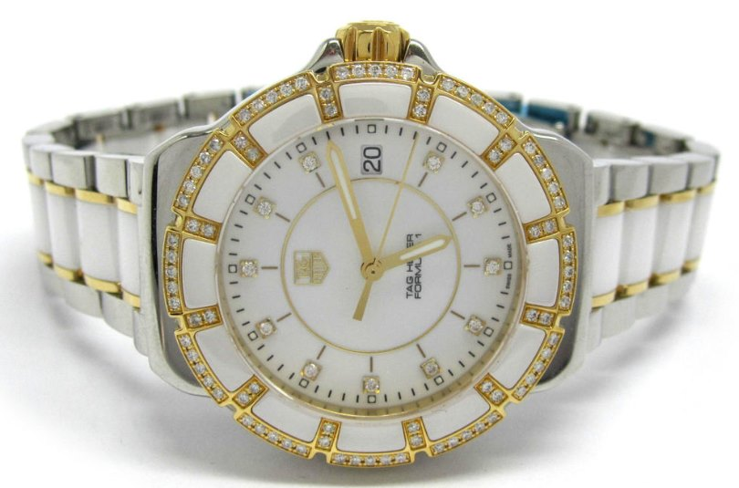Buy TAG Heuer Formula 1 Women's WAH1221.BB0865 Watch + Review - Featured Image