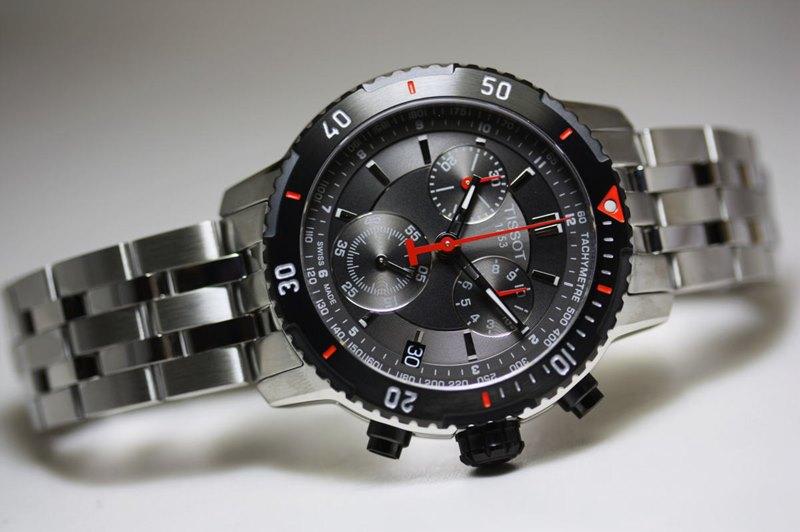 Tissot T-Sport Men's T067.417.21.051.00 Watch