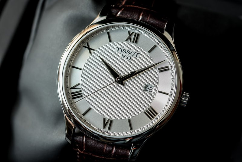 Tissot Tradition Men's T0636101603800 Watch
