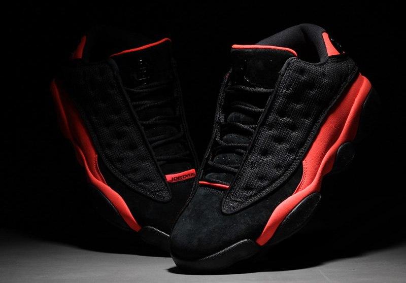 """CLOT x Air Jordan 13 Low """"Infra-Bred"""" 9"""