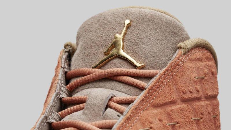 "CLOT x Air Jordan 13 Low ""Terracotta"" 7"