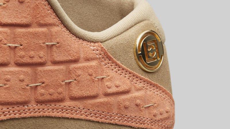 "CLOT x Air Jordan 13 Low ""Terracotta"" 8"