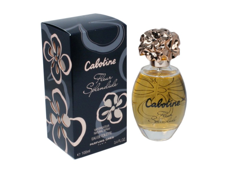 Cabotine Fleur Splendide by Grès Review 1