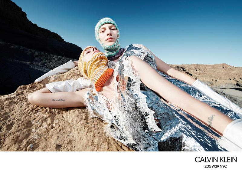 Calvin Klein is Closing Its Luxury Ready-to-Wear Line - Calvin Klein 205W39NYC 2