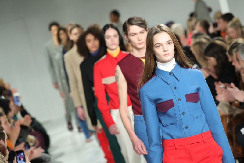 Calvin Klein is Closing Its Luxury Ready-to-Wear Line - Calvin Klein 205W39NYC 4