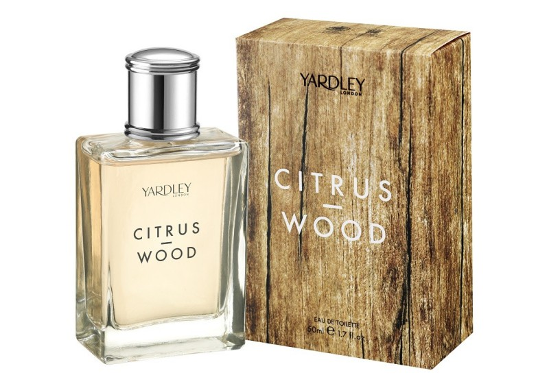 Citrus & Wood by Yardley Review 1