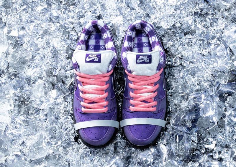 "Concepts x Nike SB Dunk Low ""Purple Lobster"" 1"