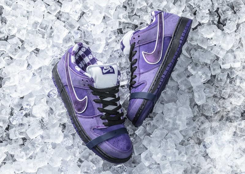 "Concepts x Nike SB Dunk Low ""Purple Lobster"" 2"