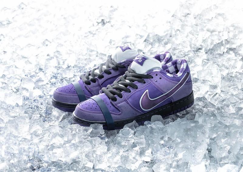"Concepts x Nike SB Dunk Low ""Purple Lobster"" 3"