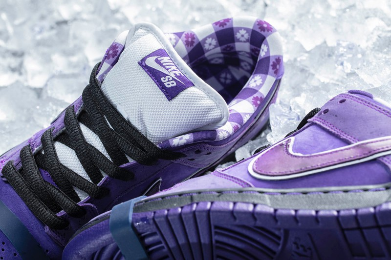 "Concepts x Nike SB Dunk Low ""Purple Lobster"" 4"