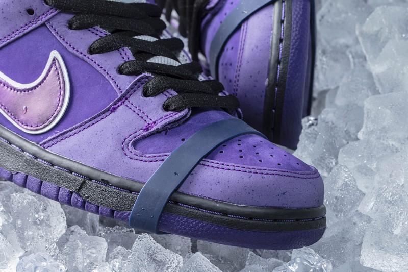 "Concepts x Nike SB Dunk Low ""Purple Lobster"" 5"
