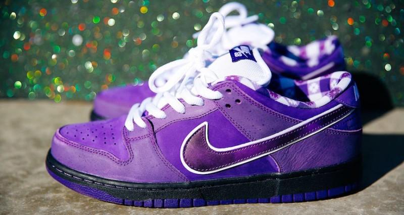 "Concepts x Nike SB Dunk Low ""Purple Lobster"" 6"