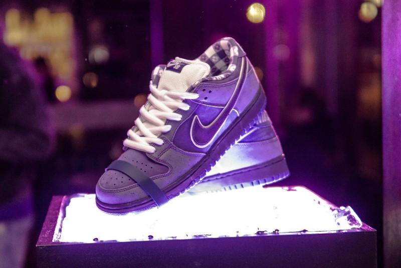 "Concepts x Nike SB Dunk Low ""Purple Lobster"" 8"