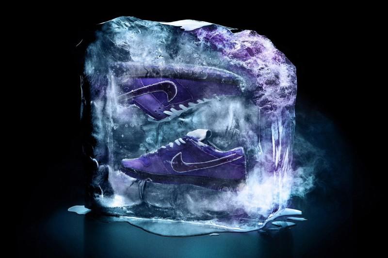 "Concepts x Nike SB Dunk Low ""Purple Lobster"""
