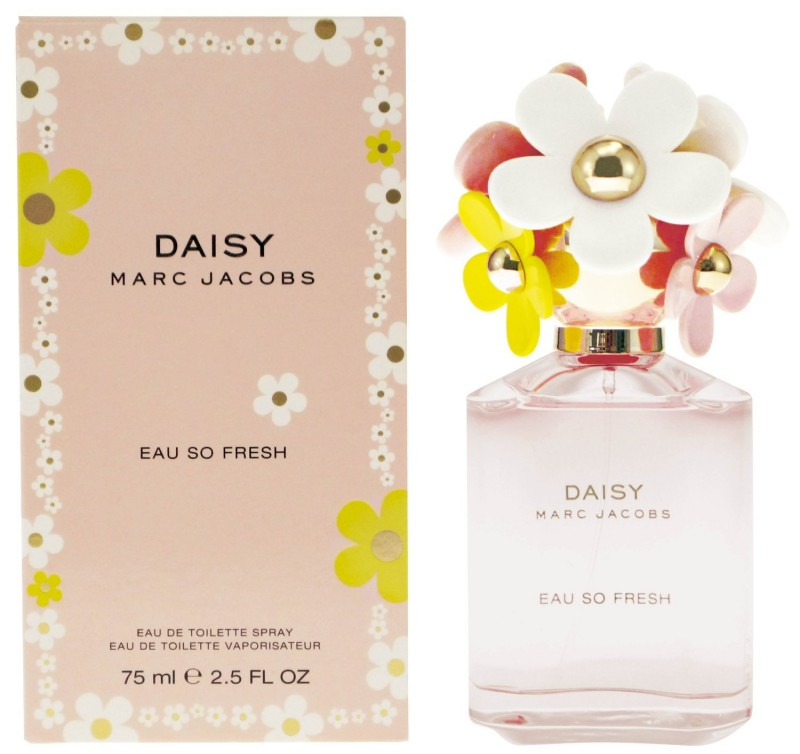 Daisy Eau So Fresh by Marc Jacobs Review 2