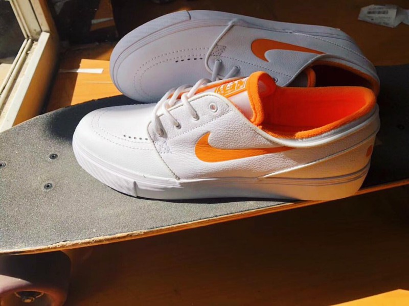 "FLY x Nike SB Janoski ""Wake Up Go Skate"" 10"