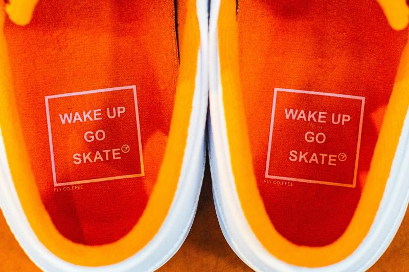 "FLY x Nike SB Janoski ""Wake Up Go Skate"" 2"