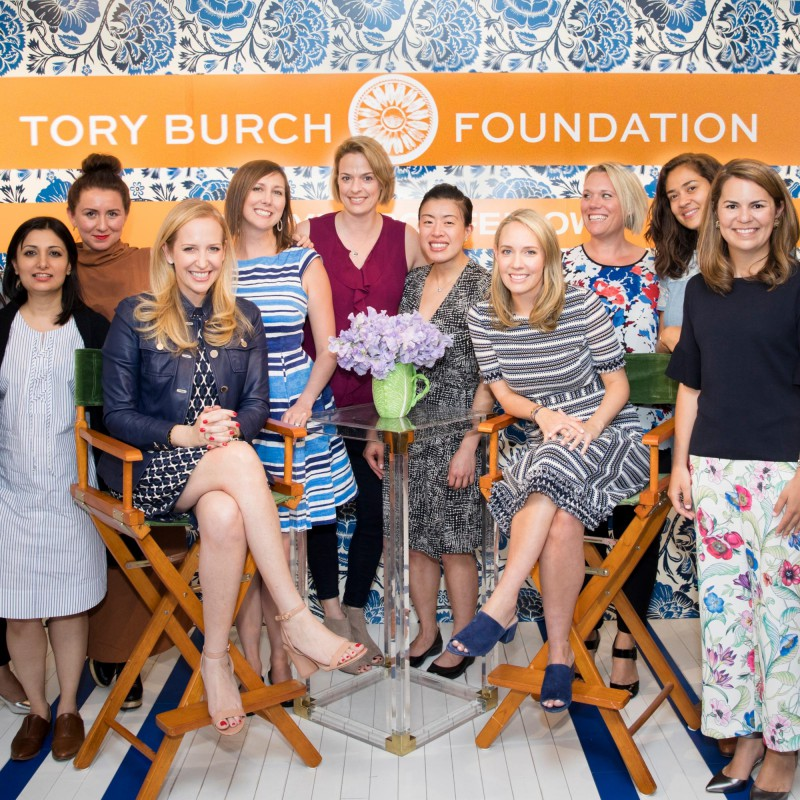 For International Women's Day, Tory Burch Foundation Commits to Intensifying Programs for Lady Entrepreneurs 5