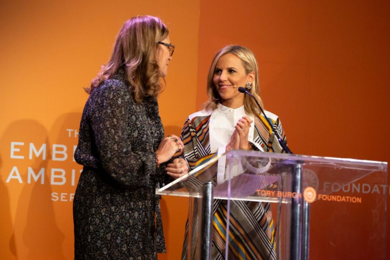 For International Women's Day, Tory Burch Foundation Commits to Intensifying Programs for Lady Entrepreneurs 9