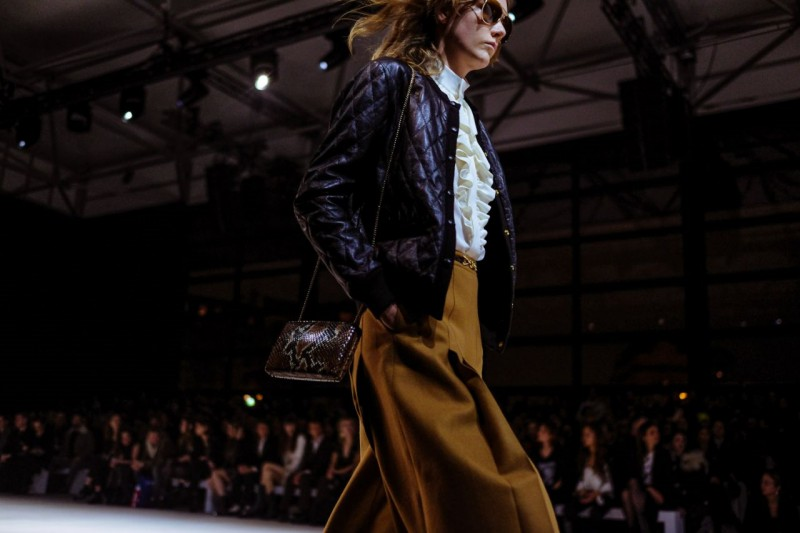 Hedi Slimane Breaks Expectations for Celine's Fall 2019 Collection 10
