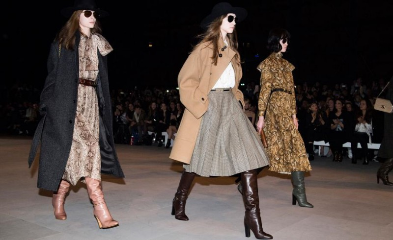 Hedi Slimane Breaks Expectations for Celine's Fall 2019 Collection 2