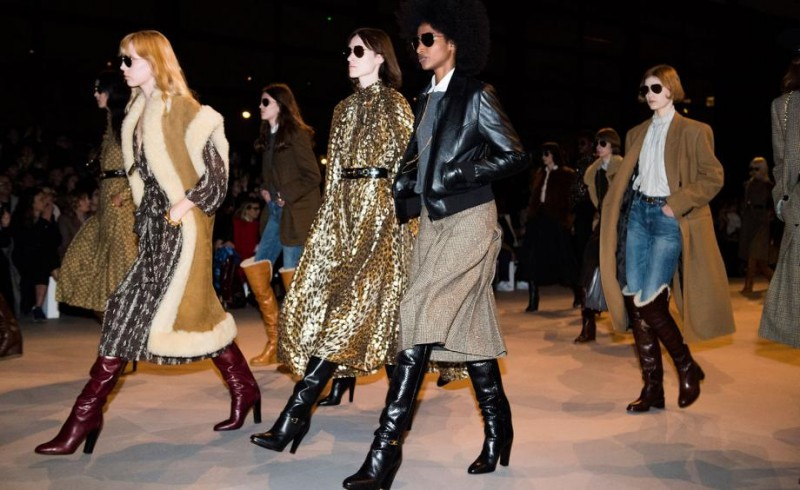 Hedi Slimane Breaks Expectations for Celine's Fall 2019 Collection 3