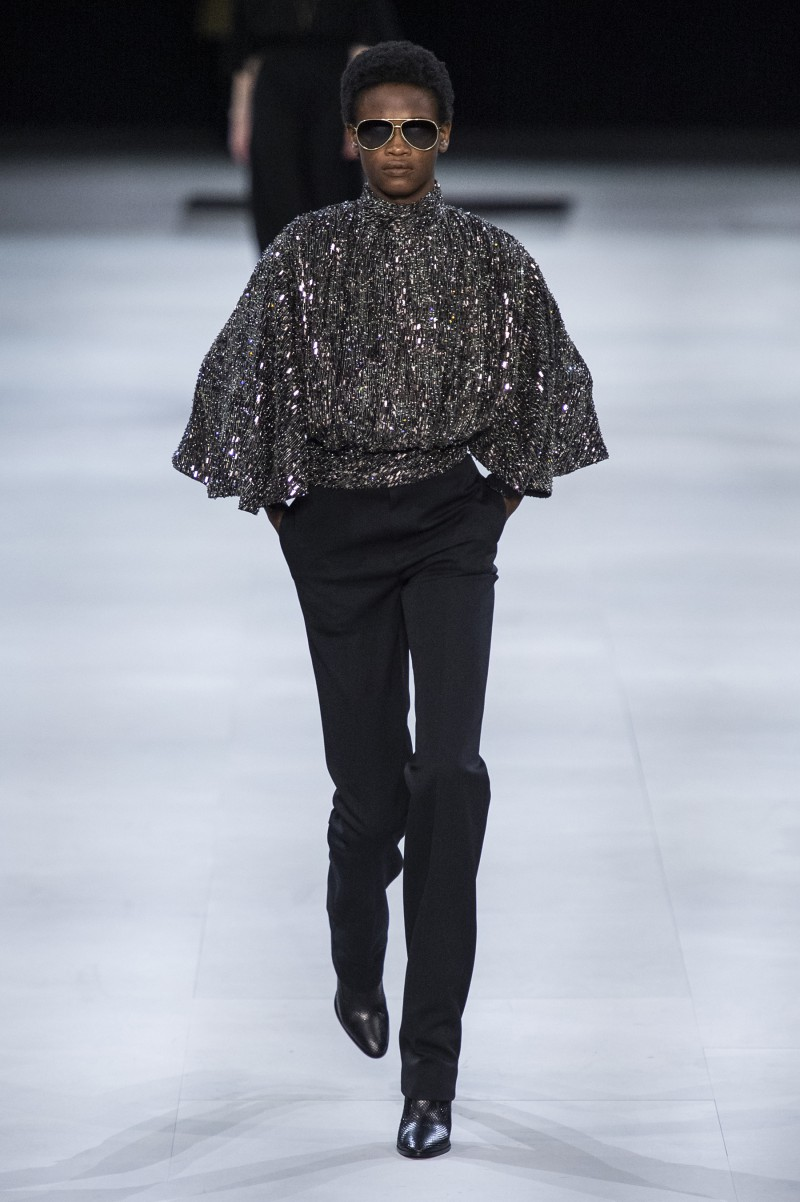 Hedi Slimane Breaks Expectations for Celine's Fall 2019 Collection 6