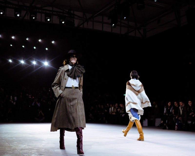 Hedi Slimane Breaks Expectations for Celine's Fall 2019 Collection 9