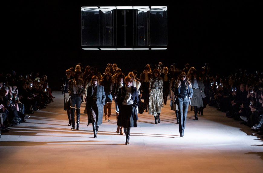 Hedi Slimane Breaks Expectations for Celine's Fall 2019 Collection - Featured Image