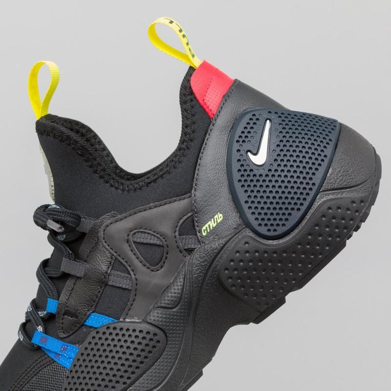 Heron Preston x Nike Huarache E.D.G.E. 9