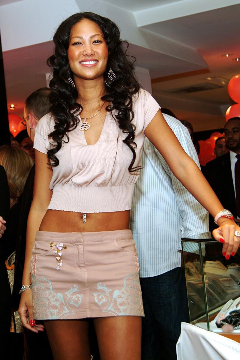 Kimora Lee Simmons is Reviving High-End Streetwear Label Baby Phat 2