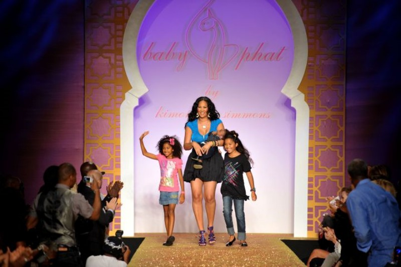 Kimora Lee Simmons is Reviving High-End Streetwear Label Baby Phat 8