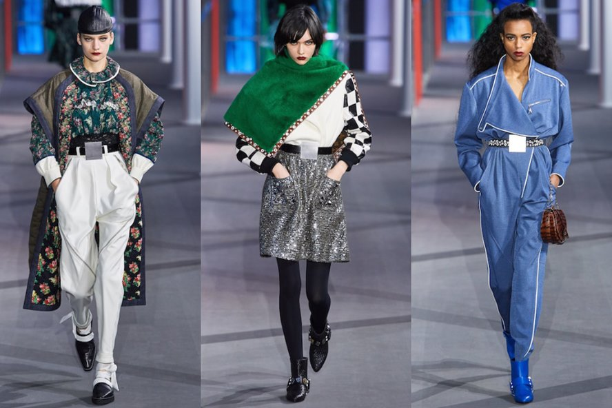 d42d2ad1bc Louis Vuitton Fall 2019 Ready-To-Wear Collection - Review