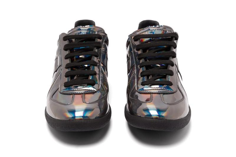 Maison Margiela Iridescent GAT Replica Sneaker 1