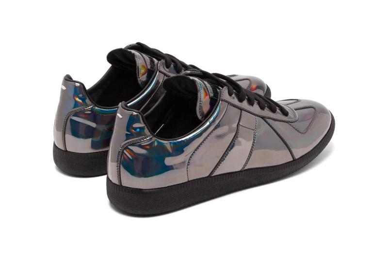 Maison Margiela Iridescent GAT Replica Sneaker 2