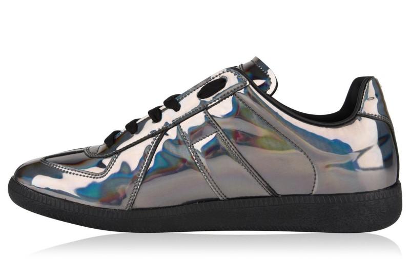 Maison Margiela Iridescent GAT Replica Sneaker 3