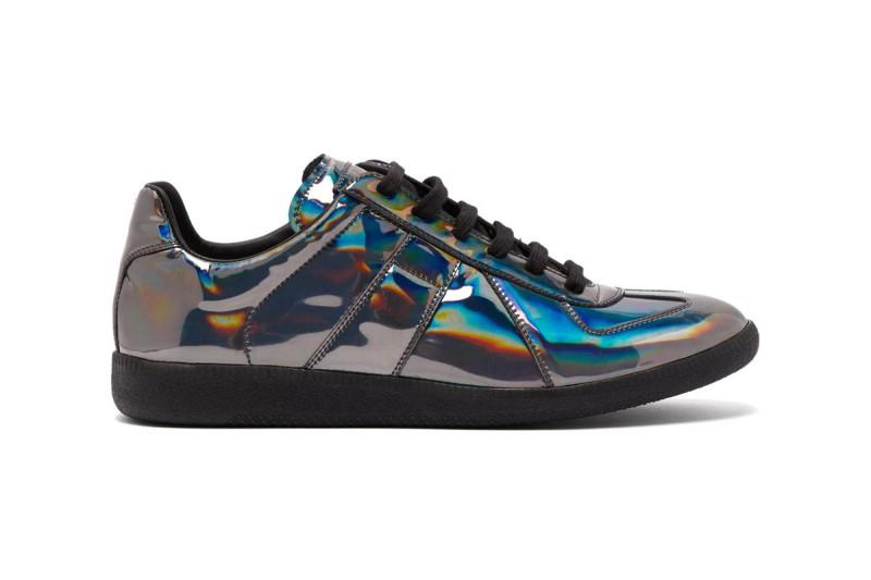 Maison Margiela Iridescent GAT Replica Sneaker