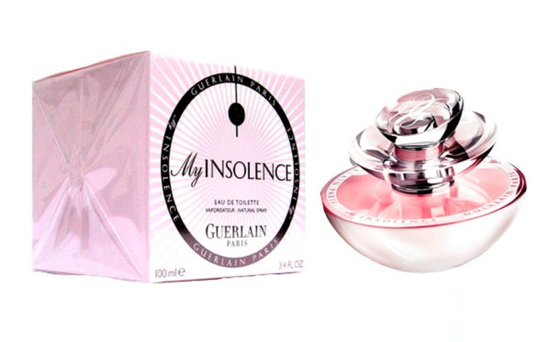 My Insolence by Guerlain Review 1