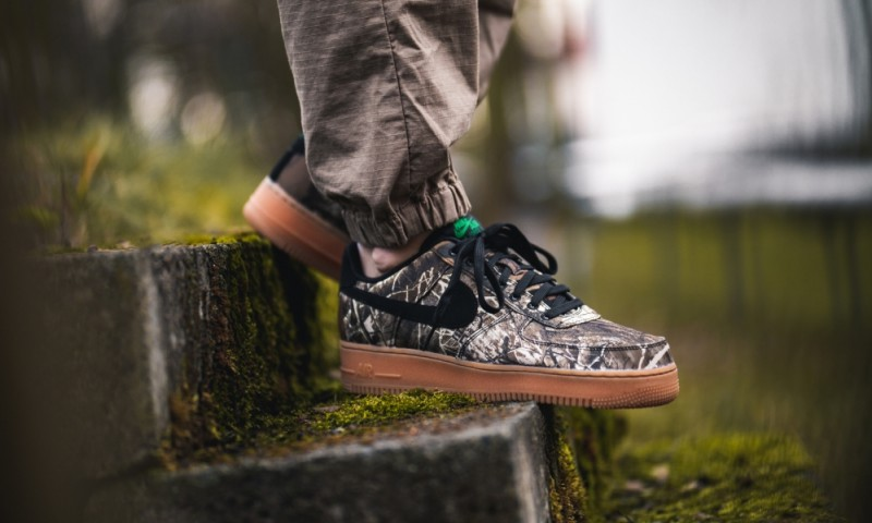 """Nike Air Force 1 Low """"Realtree Camo"""" 1"""