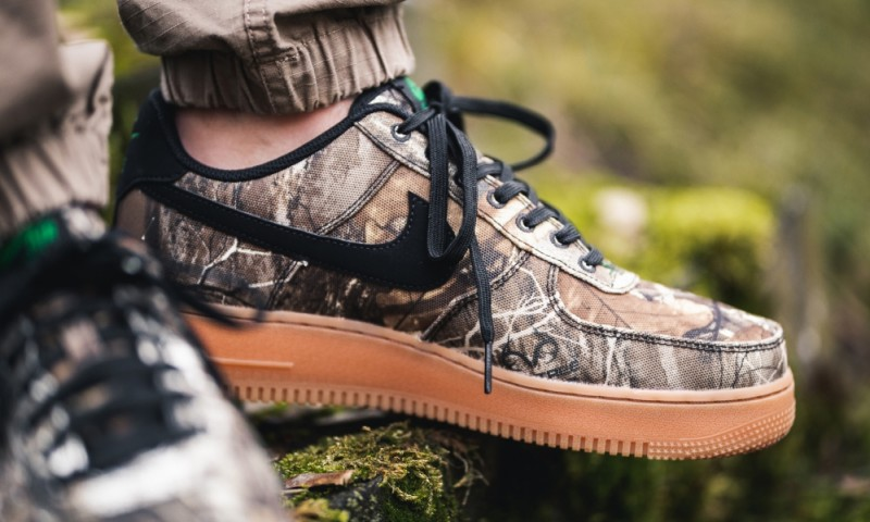 """Nike Air Force 1 Low """"Realtree Camo"""" 2"""