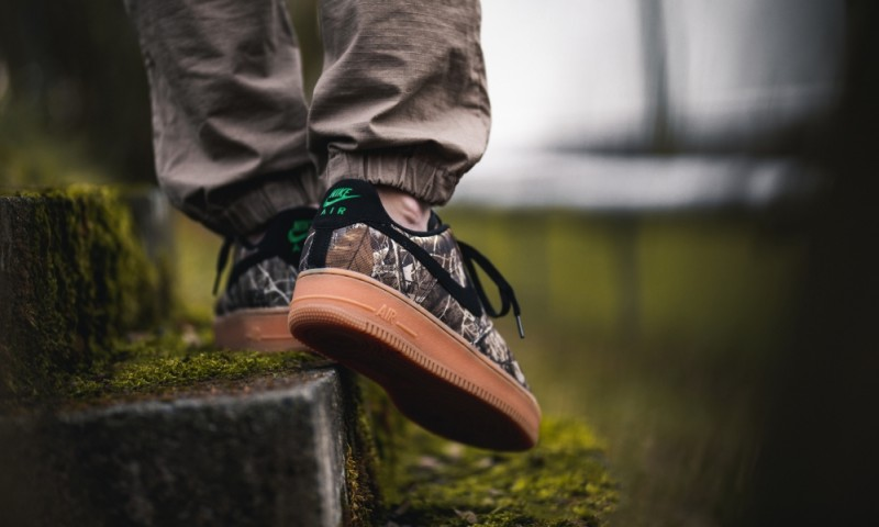 """Nike Air Force 1 Low """"Realtree Camo"""" 3"""