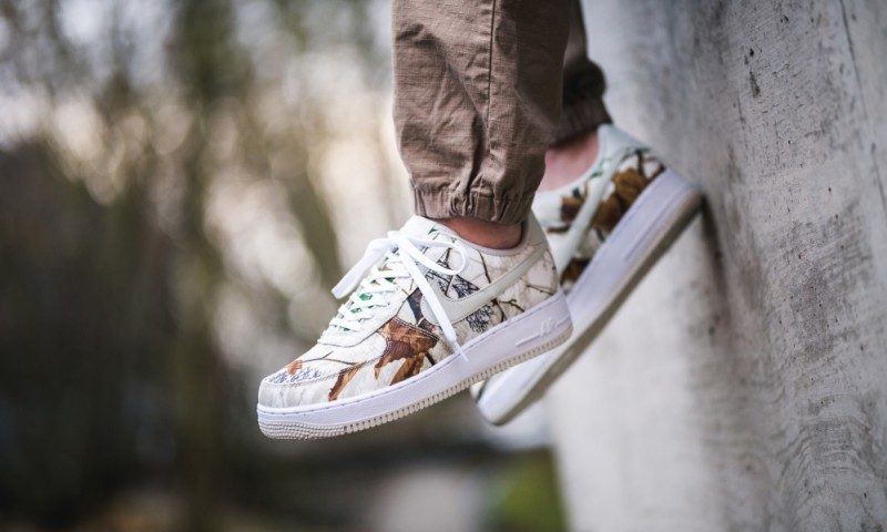 """Nike Air Force 1 Low """"Realtree Camo"""" 4"""